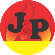 J&P Acessoria - logo redonda fundo branco180